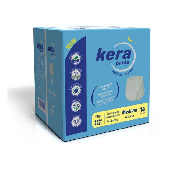 Πάνα βρακάκι ακράτειας kera pants medium